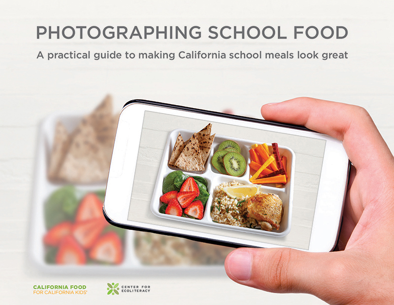 Photographing School Food