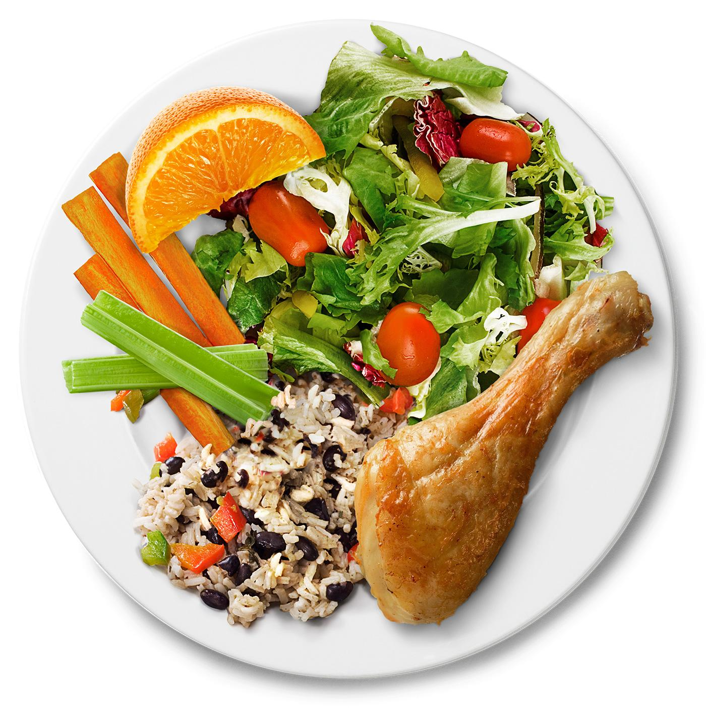 Rethinking school lunch guide