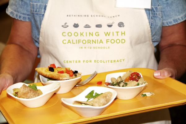 Are California Kids Eating California Food?