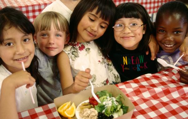 A School's Dining Environment: Why is it Important?