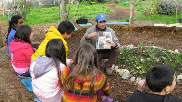 """A Checklist from """"Smart by Nature: Schooling for Sustainability"""""""