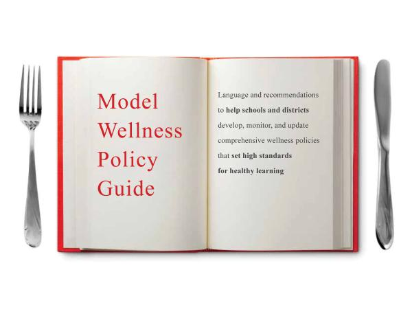 model wellness policy guide
