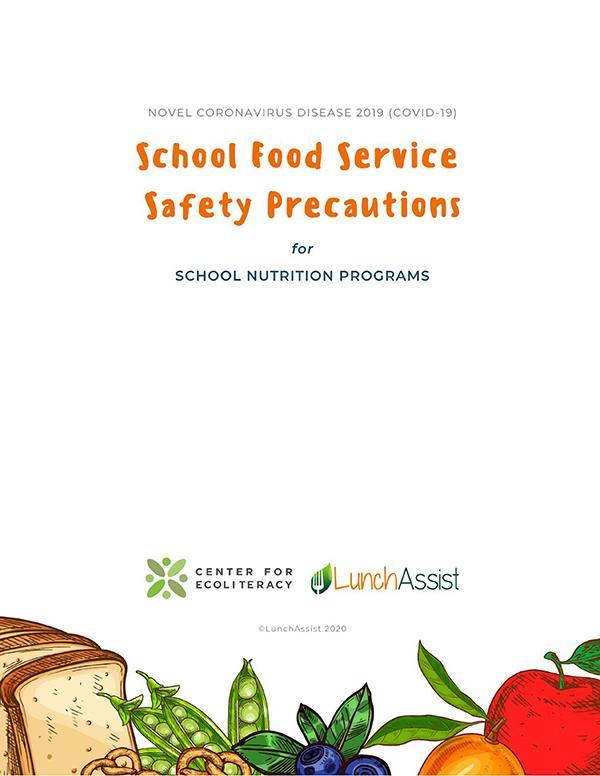 School Food Service Safety Precautions