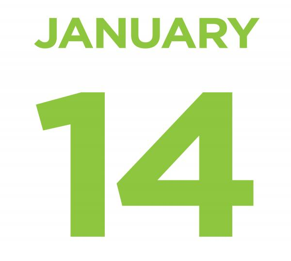 January 14