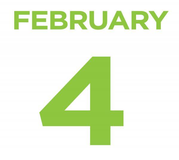 February 4