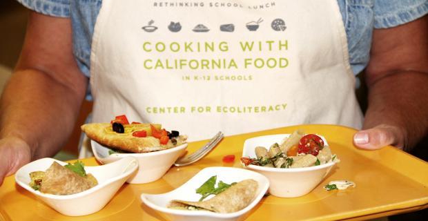Are California Kids Eating California Food?
