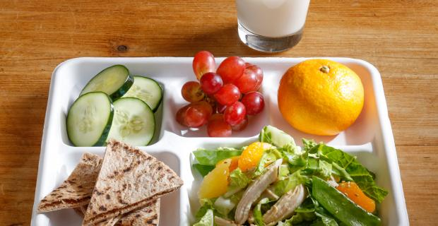 Photographing School Food: A Practical Guide to Making California School Meals Look Great