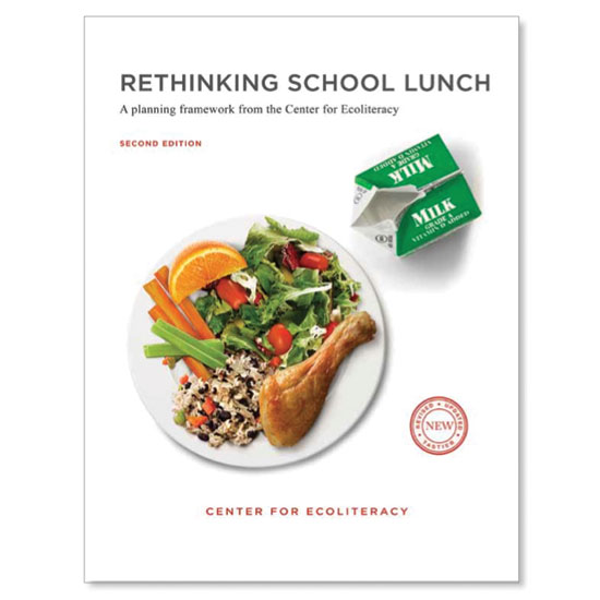 USDA MyPlate Graphic Supports Rethinking School Lunch Suggested Portions
