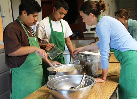 center for ecoliteracy - Migrating the Food Lab Program: From Davenport to Pescadero