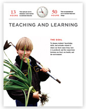 RSL Teaching and Learning